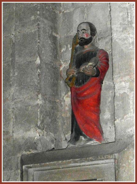 Chatillonsur Indre.36.Eglise. (9)