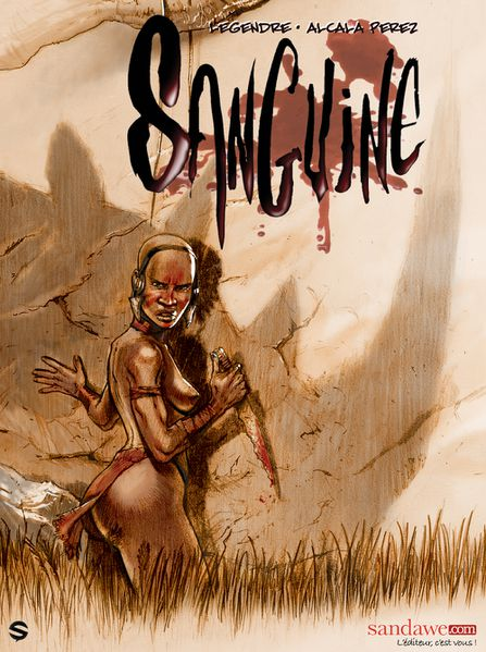 cover Sanguine
