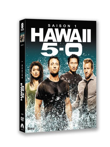 DVD HAWAII 5-O Saison 1fr