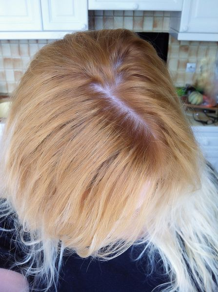 coloration blonde 4804 - Belle Color Blond Cendr