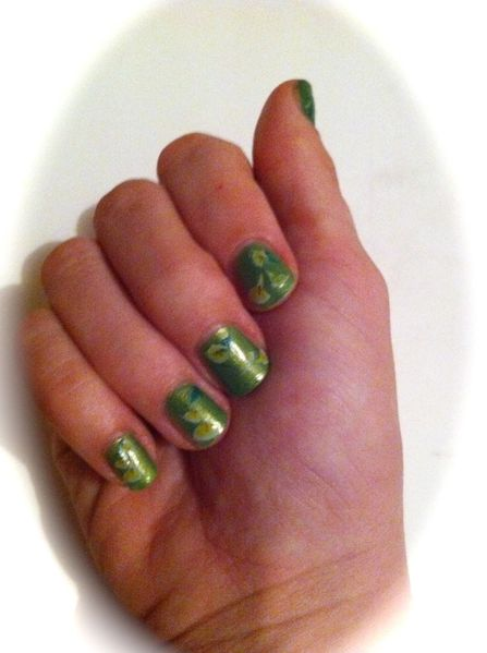 Nail Art Pictures 1547