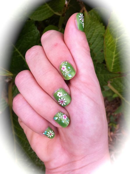 Nail Art Pictures 1550