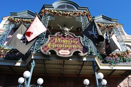 DisneyLand Tokyo (5)
