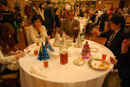 Christmas party de mon rotary club (2)