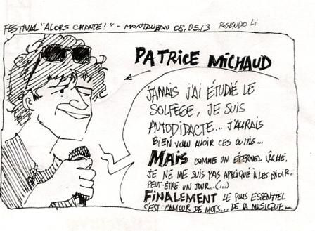 patrice michaud blog