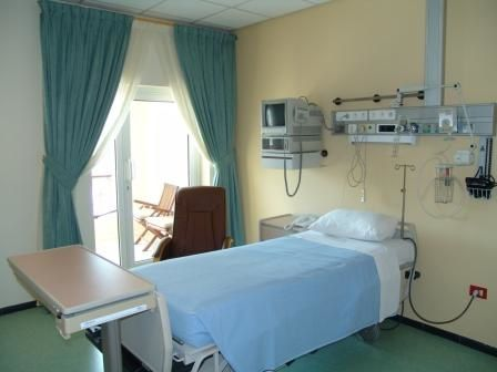 Comment le malade accomplit il la pri re rappel01 for Chambre hopital