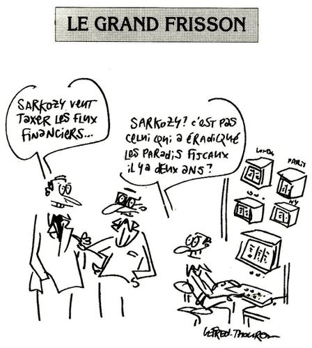 Le grand frisson - [Lefred-Thouron] ()26-01-2010)