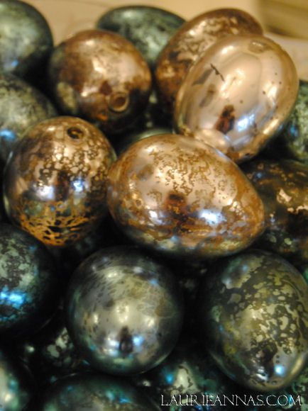mercury eggs