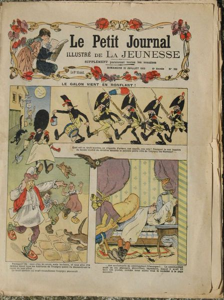 expo perso 1900-4-petit journal 1909