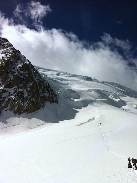 mont blanc du tacul 2