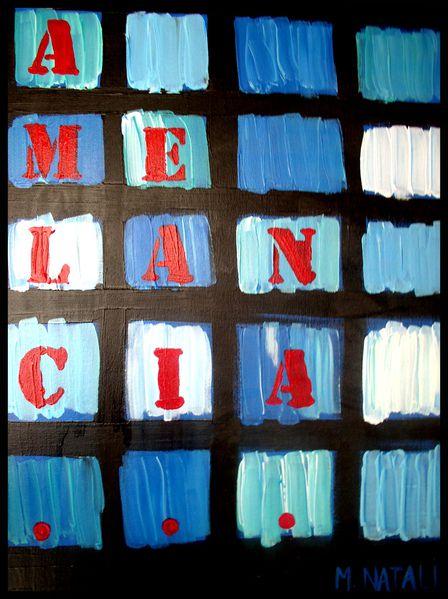Tableau - A melancia 2 - M. Natalia