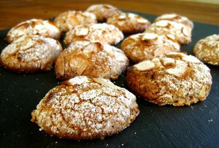 Petits Biscuits Aux Amandes Tartine Jeanne