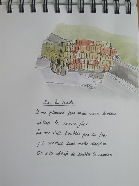 Page 25-Route-Camion