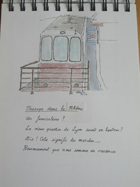 Page 27-Rhone-Funiculaire