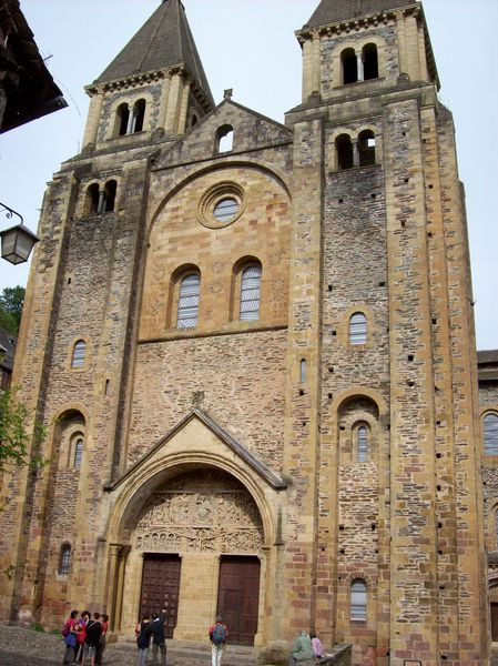 Conques, abbaye 2