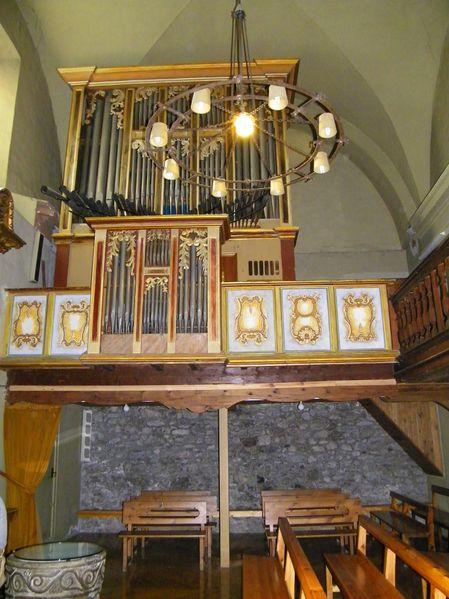 084 Église de Sant Miquèu, Vielha, Val d'Aran