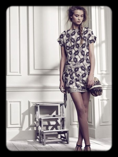 Hoss Intropia Lookbook printemps été 2011 38