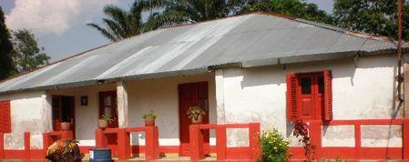 Casa onde Nasci Kinteka