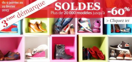 SOLDES SPARTOO HIVER 2013