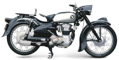 Honda 1955 Dream 250 Dream
