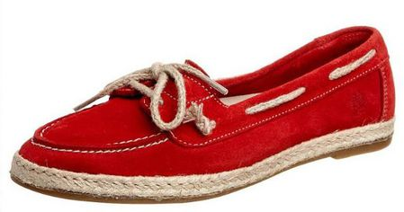 Espadrilles bateau APPLE of EDEN 59