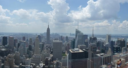 Pano Empire State Building