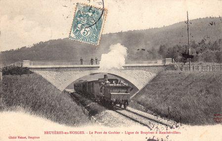 Ligne BRUY-RAMBER (2 sur 18)