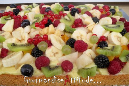 Tarte aux fruits4