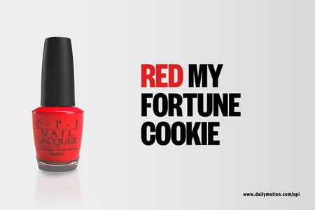 OPI-RedMyFortuneCookie