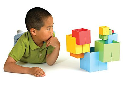 The best building blocks for toddlers & young kids - Magna Tiles