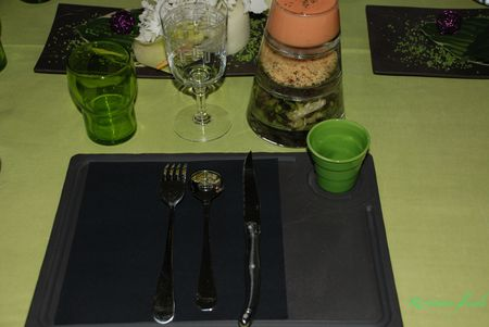 Table ardoise