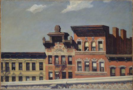 30 Vue Hopper 1928 Du pont Williamsburg Metropolitan NY