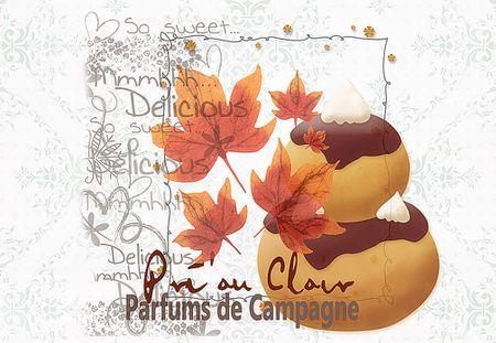 gateau autumn com