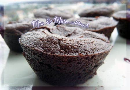 muffin brownie