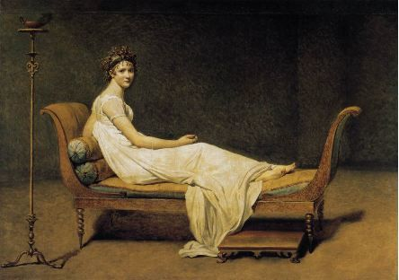 Mode 1800 jacques-louis-david