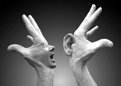 saber escuchar
