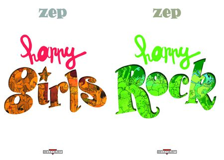 Zep happy girls rock