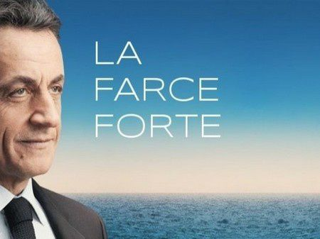 sarkozy affiche france forte sarkostique 9