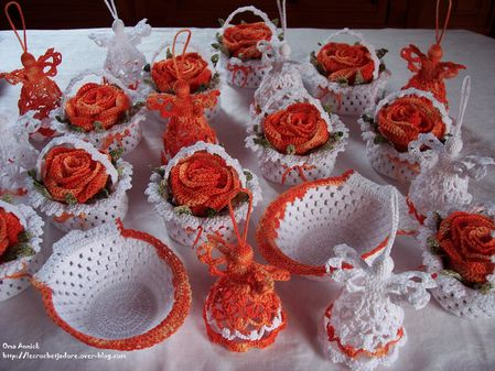 decor-fete-orange-blanc-crochet