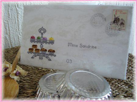enveloppe sandrine 11