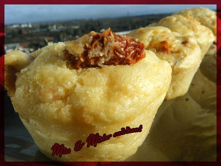 muffins poulet