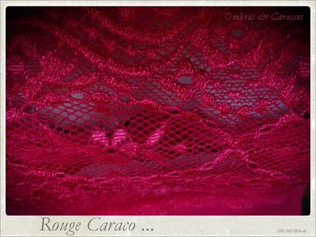 rouge caraco