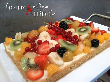 Tarte aux fruits2