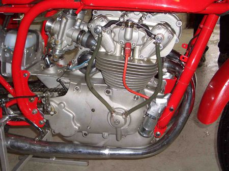 moteur gaz