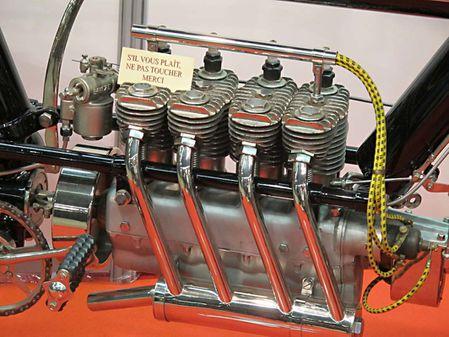 Pierce moteur