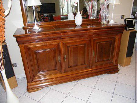 Pouvez vous peindre mes meubles louis philippe pour les - Relooker un meuble rustique ...