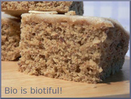 Gâteau tout amande 3