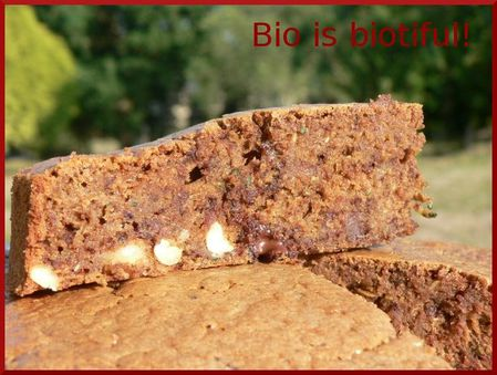 Moelleux courgette-chocolat 3