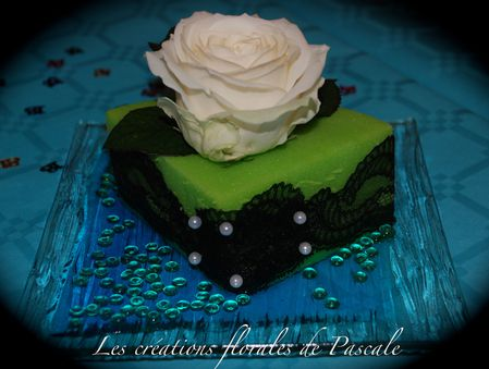 Gâteau floral 169 2