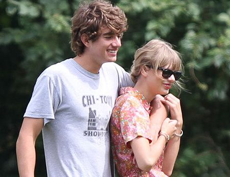 Taylor Swift Conor Kennedy Boyfriend Connor cute hug